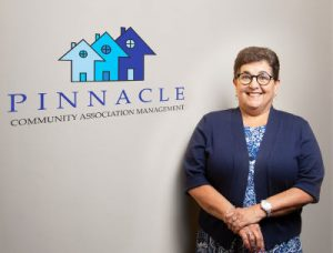 Robin Estep office admin at Pinnacle CAM