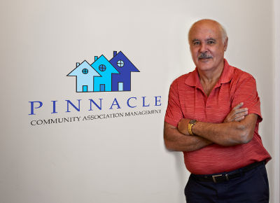 Jim Markel of Pinnacle Community Association Management