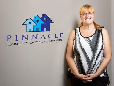 Ginny Deck CMCA, LCAM– Community Association Manager