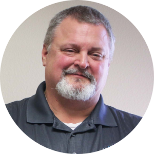 Richard Baird, Maintenance Supervisor